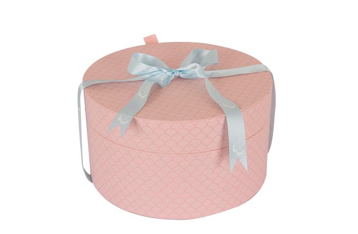 圆罐包装盒